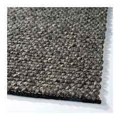 IKEA - HJORTHEDE, Rug, Handwoven by skilled craftspeople, and therefore unique.The rug is made of pure new wool so it's naturally soil-repellent and very durable.
