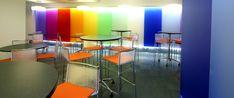 Asesoramiento de la nueva sede de Fortis en 2005. Trabajamos en su construcción e interiorismo siempre planteándolo como un proyecto de arquitectura saludable. Chair, Furniture, Home Decor, Counseling, Offices, Healthy, Interiors, Decoration Home, Room Decor