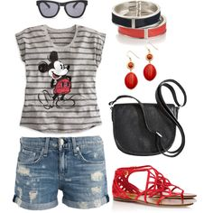"""We're going to Disney!!"" by angela-windsor on Polyvore"