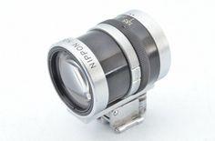 Nippon Kogaku Nikon Varifocal zoom finder 4817 1210 #Nikon