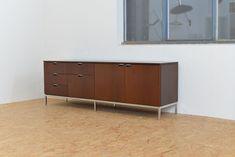 Amerikanisches Sideboard von Florence Knoll für Knoll, 1950er bei Pamono kaufen