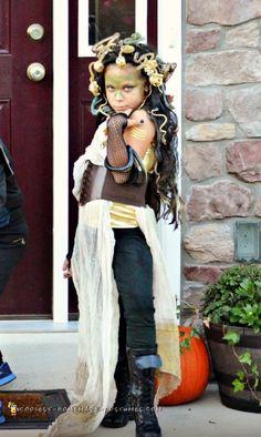 Coolest Medusa Costume