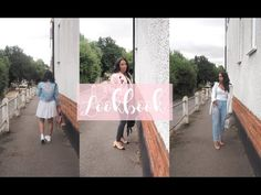 Back To College/Uni Lookbook | Aine Tagon