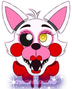 Mangle Head by FuntimesAreOver