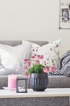 Love pink but afraid to incorporate it into your home? Here are pictures of pink interiors which might inspire you in our Pretty in Pink photo gallery...