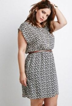 Cute Outfits For Plus Size Women. Graceful Plus Size Fashion Outfit Dresses for Everyday Ideas And Inspiration. Plus Size Refashion. Summer Work Dresses, Plus Size Summer Dresses, Plus Size Outfits, Plus Size Fashion Dresses, Casual Dresses Plus Size, Dress Casual, 21 Dresses, Business Casual Dresses, Casual Work Outfits