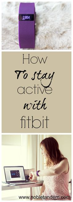 The first thing I do in the morning when I woke up is to grab my fitbit and put…