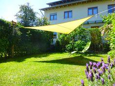 #garten #sonnensegel #sommerlust Mit unseren Produkten werden Gartenträume wahr.