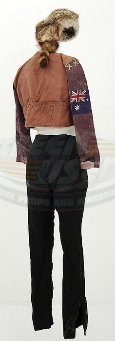 Tank Girl movie outfits for Tank Girl (Lori Petty) & Jet Girl (Naomi Watts)! Lori Petty, Jet Girl, Naomi Watts, Tank Girl, Cosplay, Movie Outfits, Movies, Jackets, Dawn