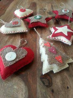 My Homemade Christmas Decorations: