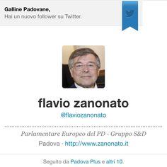 #sapevatelo   #twitter #gallinepadovaneblog #padova #padovaalfemminile