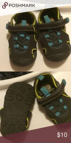 Carters sandals Barely touched Shoes Sandals & Flip Flops