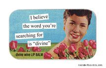Anne Taintor Emery Board- Divine