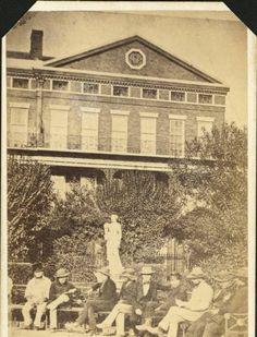 Jackson Square ca 1864