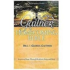 The Gaither Homecoming Bible NKJV Hardcover Bill & Gloria Gaither Christmas Gift