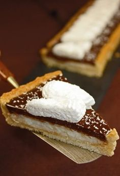 Chocococo Tarte