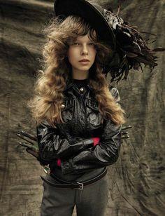 David Dunan + Vogue Italia