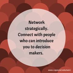 How often do you network? #CareerChangers
