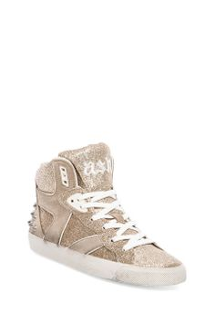 Ash Sonic Sneaker in Platine & Clay