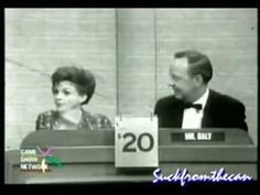 Judy Garland on What's My Line