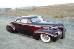 1940 Cadillac custom
