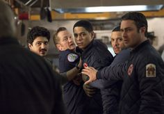 """Chicago Fire TV Show   Chicago Fire 1x18 """"Fireworks"""" - Chicago Fire (2012 TV Series) Photo ..."""