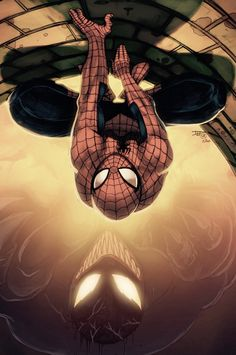 comicbookartwork:  Spider-Man by Del Hewitt Jr.