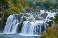 Hellomagazine.com seem to like having articles on Croatia, often featuring some nice photos! Here's one on (some of) Croatia's National Parks, with Krka National Park pictured.