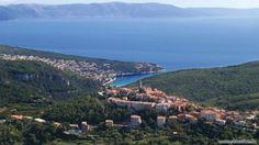 Der schönste Ort Labin in Kroatien Weitere interessante Informationen über Kroatien und nicht nur auf http://www.e-kroatien.de/istrien/labin