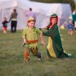 Small but perfectly formed ChilledInAFieldFest #Sussex for night owls and early bird families.