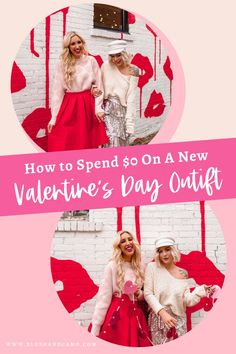 With Valentine's Day right around the corner, now is the time to start thinking about your date night outfit! I don't know about you, but I don't want to spend a ton of money on that outfit! How about $0? Sound too good to be true? Here are my 4 tips on how to create an amazing Valentine's Day look by shopping your own closet!  #valentinesday #valentines2020 #ootd #femininefashion #howto