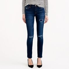 NWT J.Crew Reid Jeans These NWT J.Crew Reid Cone Denim Jean in Macaye are a good addition to any closet. Great fit, there is a little stretch but they keep their shape really well (I have my own pair in addition to these). Make an offer :) J. Crew Jeans Straight Leg