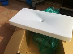 WET Meltdown Plastic Sink