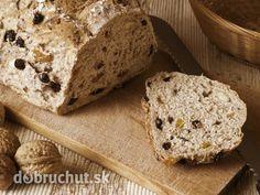 Jogurtový chlieb müsli