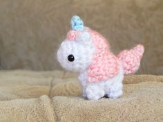 Amigurumi Pattern Unicorn - Unicorn Plush - Easy Crochet Pattern - Amigurumi…