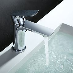 Badewannenarmatur Wandmontage Badewannenarmatur Wasserfall Badewannenarmatur mit Handbrause WTCHI Badewannenarmatur-Set LED-Farbwechsel Badewannenarmatur
