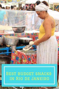 Best budget snacks in Rio de Janeiro | My dear Lola