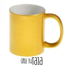 Podemos realizar impresión por sublimación en cualquier tipo de taza, por lo que podráselegir uno de los productos que te ofrecemos en nuestro amplio catálogo, o personalizar tu propia taza.