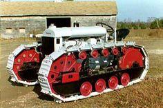 Fordson Trackson 1925