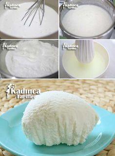 Making Yogurt from Yogurt - Cheese Recipes Yogurt Recipes, Cheese Recipes, Cooking Recipes, How To Make Cheese, Food To Make, No Gluten Diet, Making Yogurt, Wie Macht Man, Most Delicious Recipe