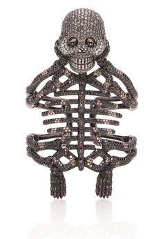 Wendy-Yue-SS14-Skeleton-Cuff.