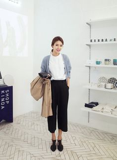 """4 loại giày mix đẹp và """"chất"""" với quần culottes - Hows.vn - Hoàn ..."""