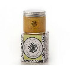 Veritey - HollyBeth Organics Grits & Honey Scrub