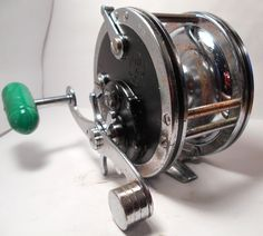 Vintage PENN REELS No. 49 Deep Sea Reel Conventional Saltwater Fishing Reel #Penn