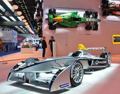 2014 Formula E Championship: Formula-E Spark-Renault SRT 01E
