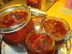 Make and share this Brinjal Eggplant (Aubergine)  Pickle (Goa, India) recipe from Food.com.