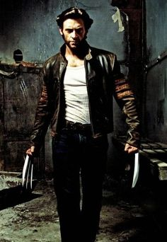 wolverine. I think the attractions in the jacket as much as anything!!
