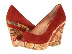 Sofft Olivia Terracotta King Suede - Zappos.com Free Shipping BOTH Ways