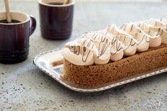 Deze karamelslof is echt een guilty pleasure! Pie Cake, No Bake Cake, Fondant Cakes, Cupcake Cakes, Cupcakes, Sweet Recipes, Cake Recipes, Baking Bad, Cookie Bakery