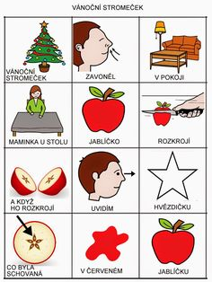Pro Štípu: Básničky i pro autíky Christmas Activities For Kids, Preschool Activities, Crafts For Kids, 5 Senses Worksheet, Worksheets For Kids, Home Schooling, Pictogram, Advent, Winter Time